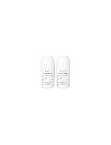 SVR spirial deodorant anti-transpirant Roll on Lot de 2x50ml