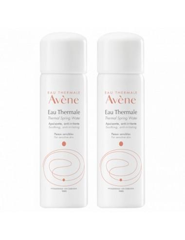 Avene Spray d'Eau Thermale 2 flacons de 300ml