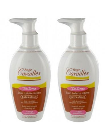 Rogé Cavaillès soin toilette intime extra-doux Lot de 2 x 200ml