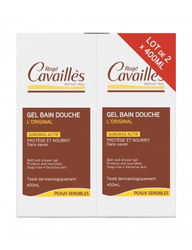 Rogé Cavaillès Bain L'Original 400ml x 2
