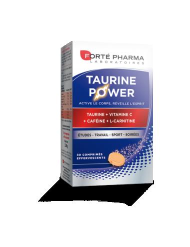Forte Pharma Taurine Power 30 comprimés