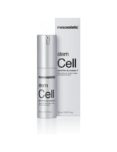 Mesoestetic stem Cell Nanofiller lip contour 15 ml