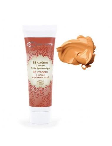 Couleur Caramel BB Crème Bio N°12 Beige Doré 30ml