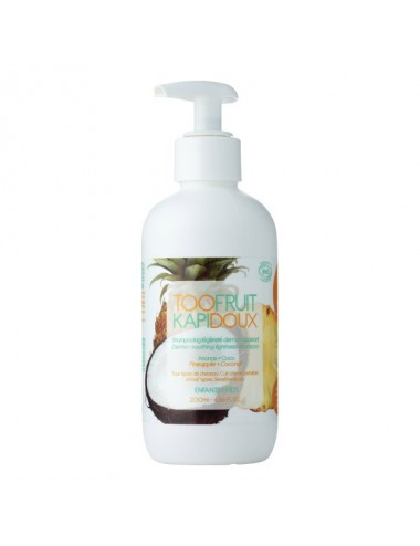 Toofruit Shampoing ananas Coco 200ml