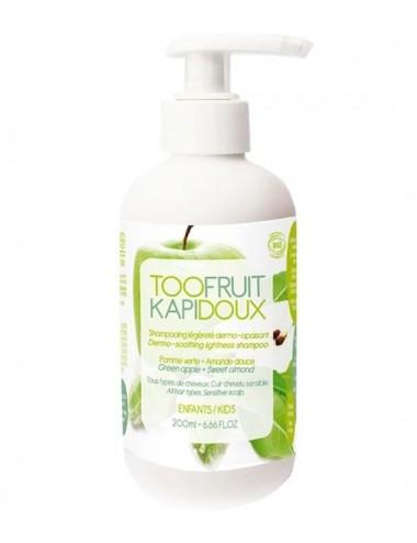 Toofruit Shampoing Pomme amande 200ml