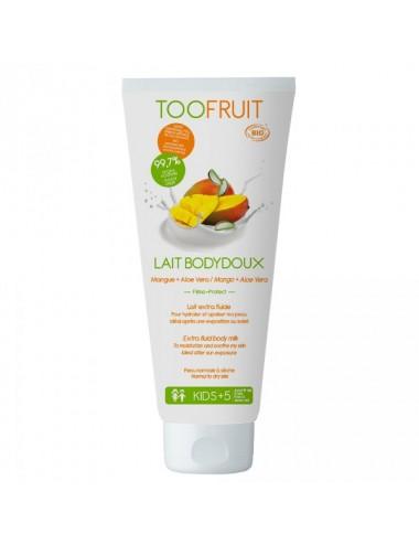 Toofruit Lait bodydoux mangue et aloé vera 150ml
