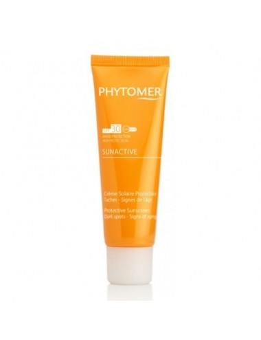 Phytomer SunActive Crème Solaire Protectrice Taches et signes de l'Age SPF30 50ml