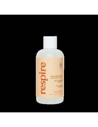 Respire Recharge Deodorant Roll On Fleur d'oranger 150ml