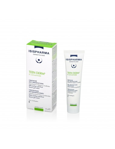 IsisPharma Teen derm K concentrate 30ml