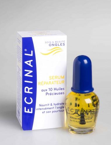 Ecrinal sérum réparateur aux 10 huiles précieuses