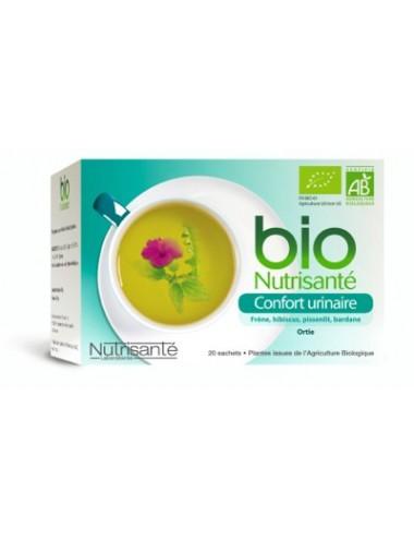 Nutrisanté Infusion Bio Confort Urinaire 20 sachets