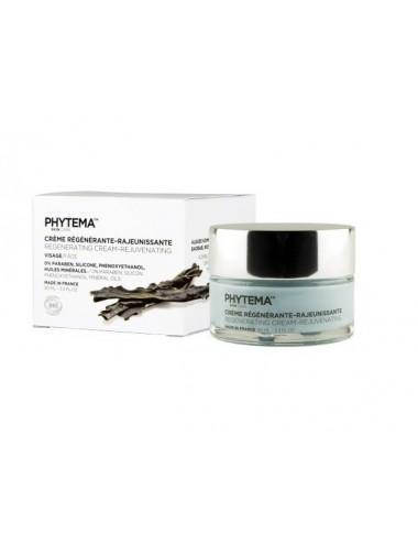 Phytema Skin Care Crème Régénérante Rajeunissante 50ml