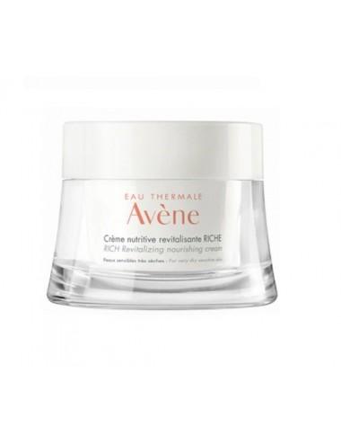 Avène Soins Essentiels - Visage Crème nutritive revitalisante RICHE Pot 50ml