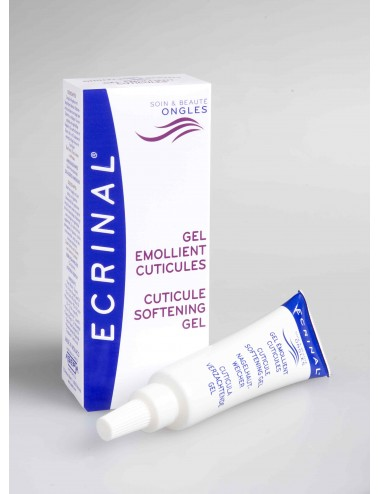 Ecrinal gel émollient cuticules