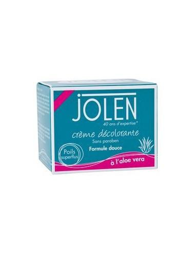 Jolen crème décolorante formule douce 30ml