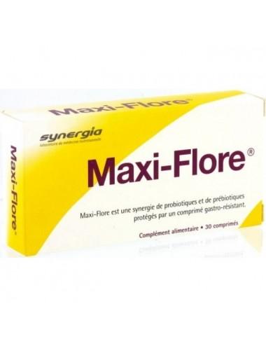 Synergia Maxi flore 30 comprimés