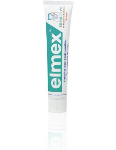 Elmex Dentifrice Sensitive Dents Sensibles - 50ml