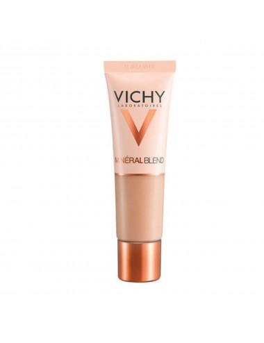 Vichy Minéralblend Fond de teint hydratant teint frais Tube 30ml - Teinte 11 GRANITE