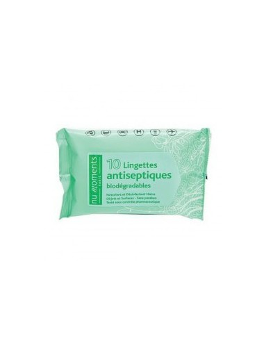 Lingettes antiseptiques - Beauté