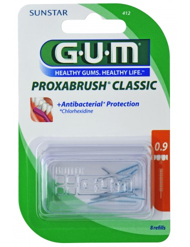 Gum Brossette interdentaire Classic 0,9 mm