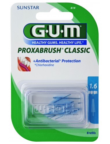 Gum Brossette interdentaire Classic 1,6 mm