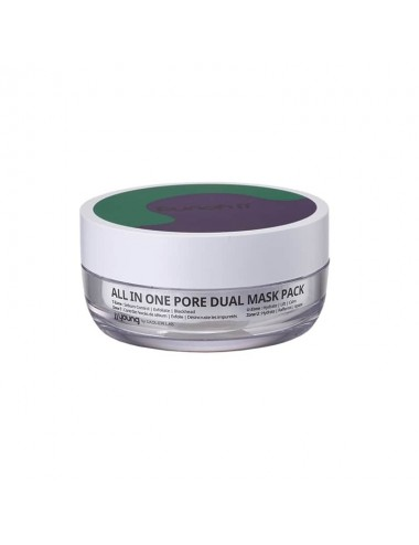 JJ Young Masque duo visage (Zone T et Zone U) - 100 g