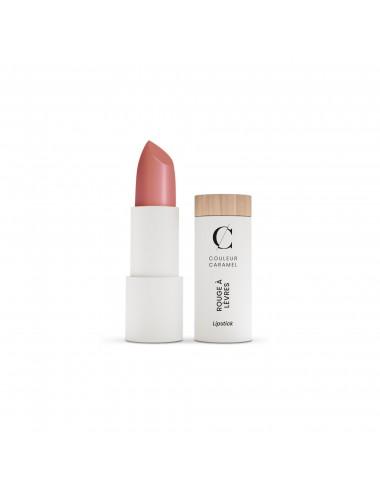 Couleur Caramel Rouge À Lèvres Satiné N°254- Rose Naturel