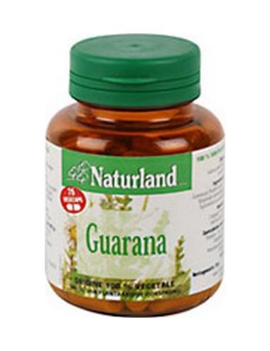 Naturland guarana 75 végécaps
