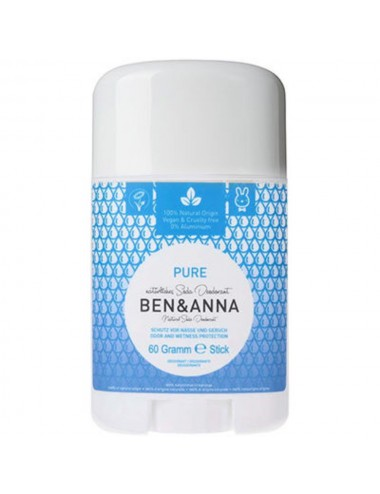 Ben & Anna Déodorant Stick Pure 60g