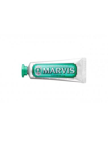 Marvis Dentifrice Menthe Forte Vert 25ml