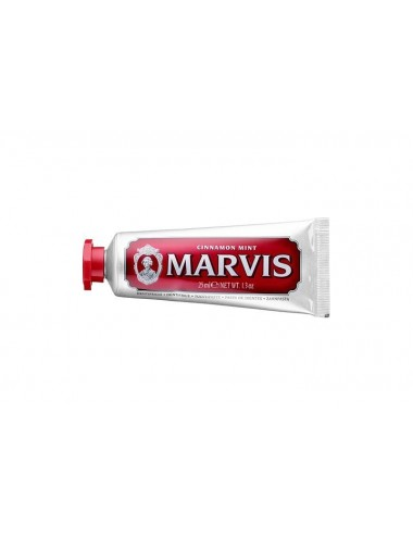 Marvis Dentifrice Menthe Cannelle Rouge 25ml