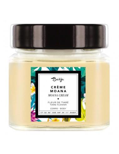 Baïja Crème Corps Moana Fleur de Tiaré 212ml