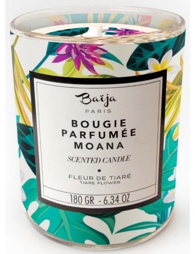 Baïja Bougie Moana Fleur de Tiaré 180g