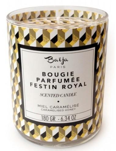 Baïja Bougie Festin Royal Miel Caramélisé 180g
