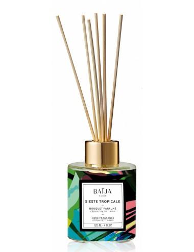 Baïja Bouquet Parfumé Sieste Tropicale Cédrat Petit Grain 120ml