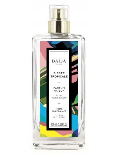 Baïja Parfum d'intérieur Sieste Tropicale Cédrat Petit Grain 100ml