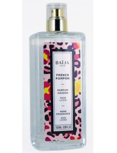 Baïja Parfum d'intérieur French Pompon Rose Litchi 100ml