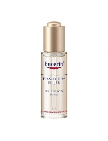 Eucerin Elasticity + Filler Huile de Soin Visage 30ml
