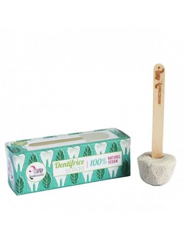Lamazuna dentifrice solide à la menthe poivrée
