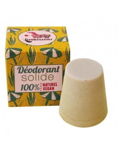 Lamazuna déodorant solide au palmarosa