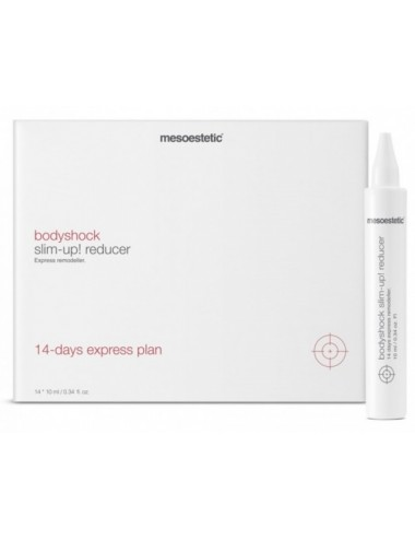 Mesoestetic Bodyshock Slimp-up Reducer 14x10ml