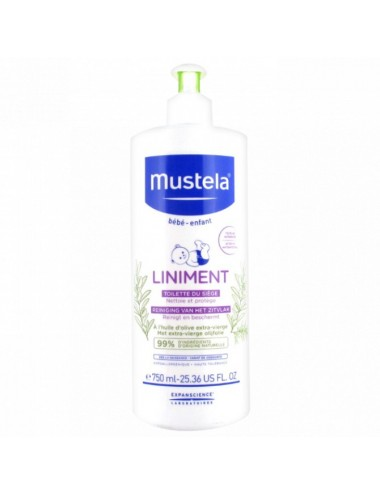 Mustela Liniment Flacon-Pompe 750ml