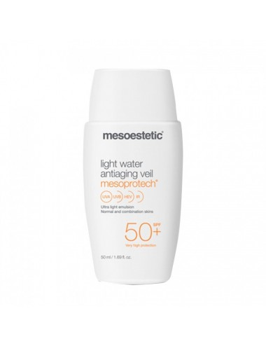 Mesoestetic Mesoprotech Light Water Antiaging Veil SPF 50+ 50 ml