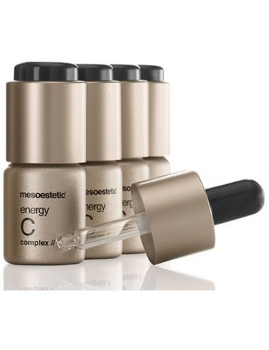 Mesoestetic Energy C Complex Traitement Intensive 4x7ml