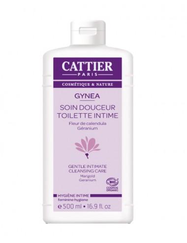 Cattier Gynea Soin Douceur Toilette Intime 500ml