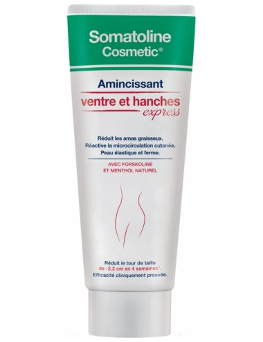 Somatoline Cosmetic Ventre & Hanches Express 250ml