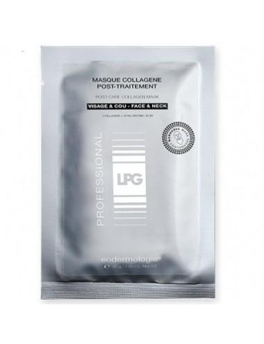 LPG Masque Collagène Visage et Décolleté en Bio-cellulose 1 unité