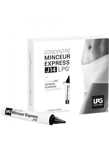 LPG Concentré Minceur Express J14