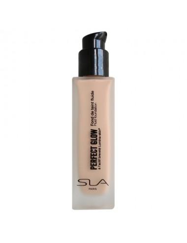 SLA Fond de teint fluide PERFECT GLOW Beige Rosé 30ml