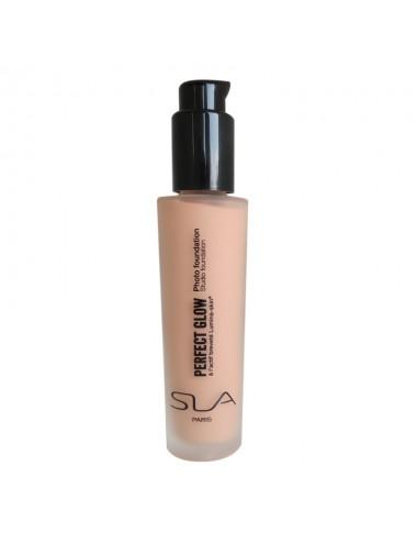 SLA Photo Foundation PERFECT GLOW Beige Rosé 30ml